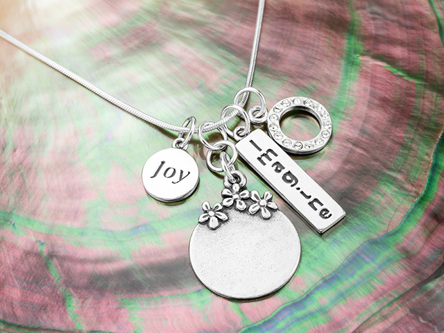 Imagine Joy necklace